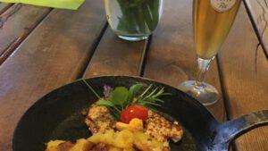 Freitags: Bratkartoffeln + Steak